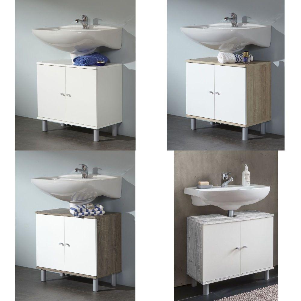 Waschbeckenunterschränke  Badschränke Unterschränke  versch. Farben NEU/OVP